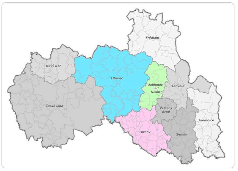 Regionální dobrovolnické centrum postupně pokrývá svou nabídkou služeb celý Liberecký kraj