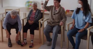 Pohlazení – lék na duši v Alzheimer centru